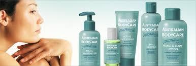 australian body care products at Peaches Colinton Beauty Salon