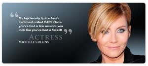 Caci Non Surgical Facial at Peaches Colinton