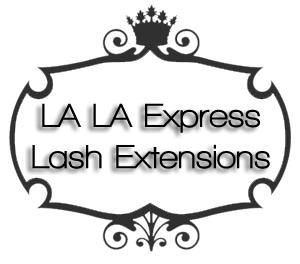 LA LA Express Lash Extensions