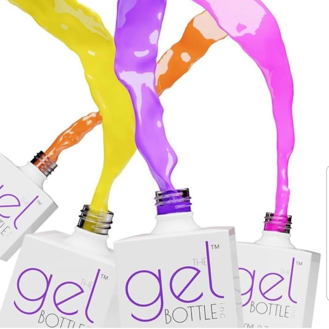 Gel Bottle Nails